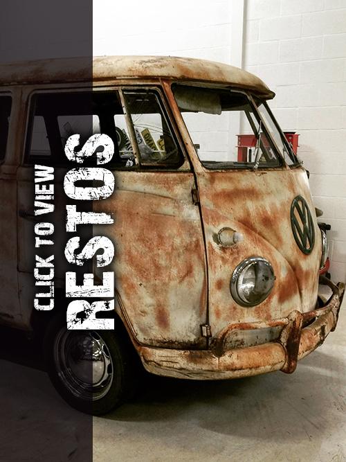 VW Restoration Shropshire
