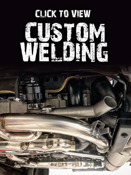 Custom Welding Shropshire