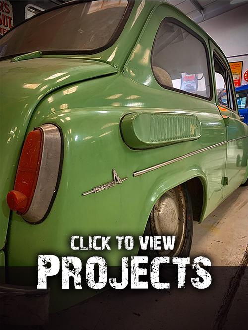 VW Van Projects Shrewsbury